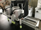 Zwei Kopf-Scharnier-Bohrer-Maschine für Schrank-Spindel-Fräser-Holzbearbeitung-Hilfsmittel