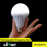 Recargable LED de bulbo de lámpara de emergencia