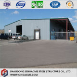 China Prefabricated Best Metal of material Steel Structure Warehouse