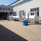 Do secador giratório do cilindro da condição ambiental máquina de secagem