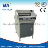 Fabricante profesional de Control Digital Máquina de corte de papel Cortador de papel (WD-4806K)
