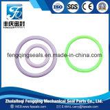 Vário anel colorido do selo do anel-O de Viton do silicone da borracha NBR