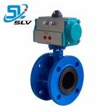 가스 제어 담당 부사장 공압 탄소강 주철 플랜지 버터플라이 밸브
