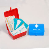 La FDA a approuvé l'ISO Ce petit plastique Mini Kit de premiers secours