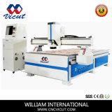 1325 mousse automatique/carton/PVC/kt acrylique/Carte CNC Machine de découpe de contour