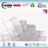 Aluminium 30g PP Revêtement en tissu non tissé Film PE pour tapis