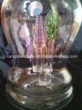 Bottiglia di vetro di vittoria di disegno unico Handmade