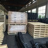 Rubber Digger Tracks 400 * 72.5W * 74 Wide para peças de máquinas de construção