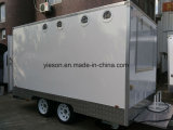 Yieson kundenspezifischer mobiler Nahrungsmittel-LKW