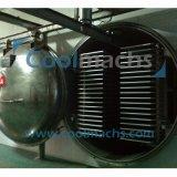 Congelação do vácuo da fruta da alta qualidade e máquina de secagem