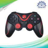 La tecnología inalámbrica Bluetooth Controlador Gamepad joystick para videojuegos juegos para Android y Ios/Tablet PC/TV Box/Smart Phone