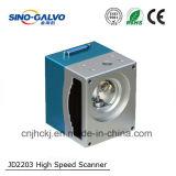 Eficazmente Cabeça de digitalização laser Galvo Motor Jd2203 para seleção de exportação