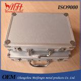Caixa vazia de alumínio resistente feita sob encomenda profissional do Mft