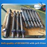 A mesma qualidade com os cilindros hidráulicos de Rexroth/Parker