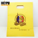 Les sacs en papier d'achats de nourriture d'usine vendent en gros