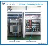 transformador de potencia de regulación de la en-Carga inmersa en aceite de 3 fases 1500kVA