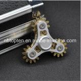 2017年の工場価格Tmhs-6 9ギヤ指の紡績工の黄銅625忍耐の9つのギヤ連結機械装置の落着きのなさ手の紡績工