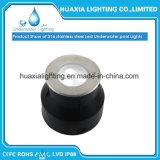 IP68ステンレス鋼の防水水中LEDによって引込められるプールライト