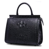 Zak van de Totalisator van het Handvat van dame Luxury Handbag Genuine Leather Krokodil de Hoogste