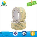 支払能力がある基づいた付着力の二重味方されたPEの泡テープ(BY1008)