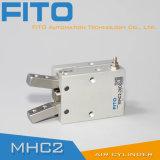 Cilindro pneumático do ar do prendedor da série Mhy2 por Airtac Tipo
