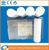 Fasciatura medica non sterile della garza del cotone