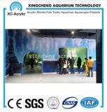 Het aangepaste Project van de Tank van de Haai van de Tunnel van het Aquarium Acryl Materiële