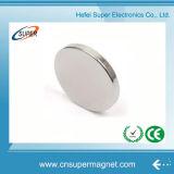 Магнит самого лучшего неодимия диска нестандартной конструкции качества Monopole для сбывания