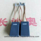 시멘트 기계 발전기를 위한 고품질 CH33N 흑연 카본 브러쉬