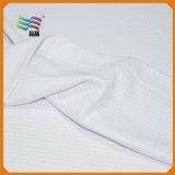 camicia bianca della maglia 140g utilizzata per concorrenza