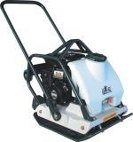 Compresor vibratorio de placa para el mantenimiento del pavimento