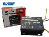 CC 24V del trasformatore di tensione di Suoer 10A al convertitore di CC 12V (DY-20A)