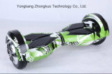 Привлекательная конструкция 8 дюймов самоката баланса электрической низкой цены Rambo Hoverboard большого шагая