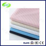 Tessuto del locale senza polvere ESD del poliestere per l'uniforme del lavoro (EGS-531)