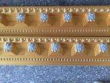 Cornisa de la PU de Huage para la decoración lujosa