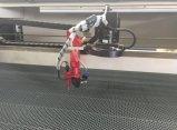 Machine de découpe à couteaux oscillants Plotter pour carton, caoutchouc, EVA