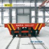 トラック(BDG-20t)で動作する鋼板転送のカート