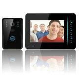 """Écran tactile 7"""" sans fil porte vidéo téléphone pour système d'alarme de sécurité à domicile"""
