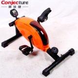Mini bici de ejercicio del pedal/equipo de la aptitud para mayor y los minusválidos