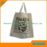 5oz Natural Custom sac de coton, de la plaine de coton sac fourre-tout