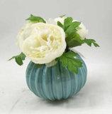 De hoge Decoratie van de Kunstbloemen van de Fles Ceramische