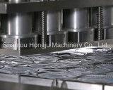플라스틱 컵을%s 액체 충전물과 밀봉 기계