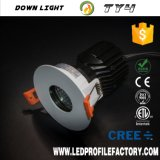 7W/10W/15W LED Downlight COB para Salón