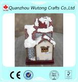 Camera di modello miniatura della resina della decorazione di natale