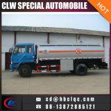 FAW 4X2 10m3 연료 Refueling 트럭 유조선 디젤 엔진 트럭 유조선