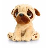 OEM de peluche de juguete de felpa perro del barro amasado