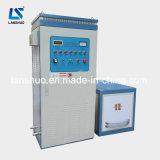 máquina del endurecimiento de inducción del tratamiento térmico de la superficie de la placa de acero 120kw