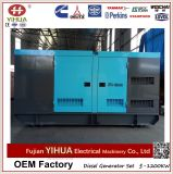 Weifang Ricardo 100kVA/80kw leise Dieselenergien-elektrischer Generator (10-250kW)