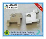 Piezas que trabajan a máquina del CNC de la precisión de aluminio del servicio del CNC de la fábrica que trabajan a máquina experimentada