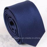 Les hommes de bonne qualité raffinent la cravate en soie de couleur (HWN02)